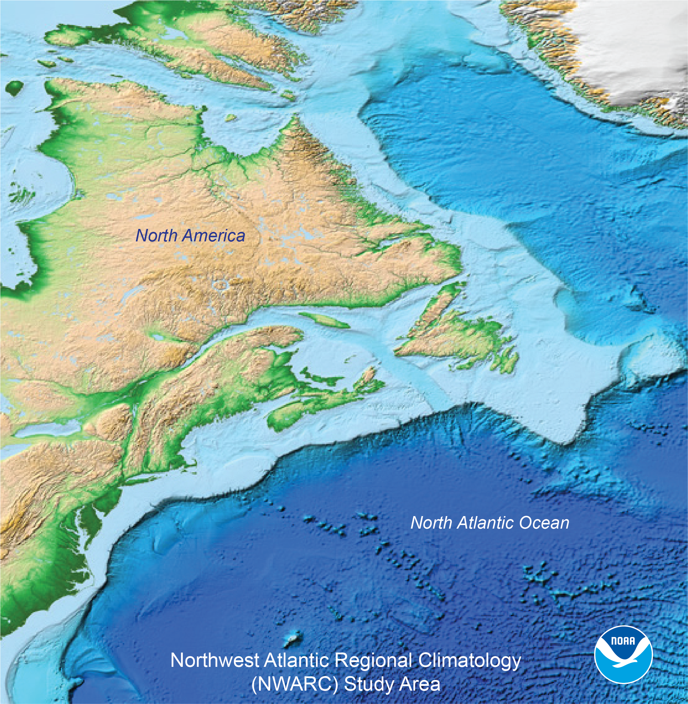 photo: NOAA NCEI;desc: The NWARC climatology was developed from a data-rich region off the coasts of the United States, Canada, and Greenland.;