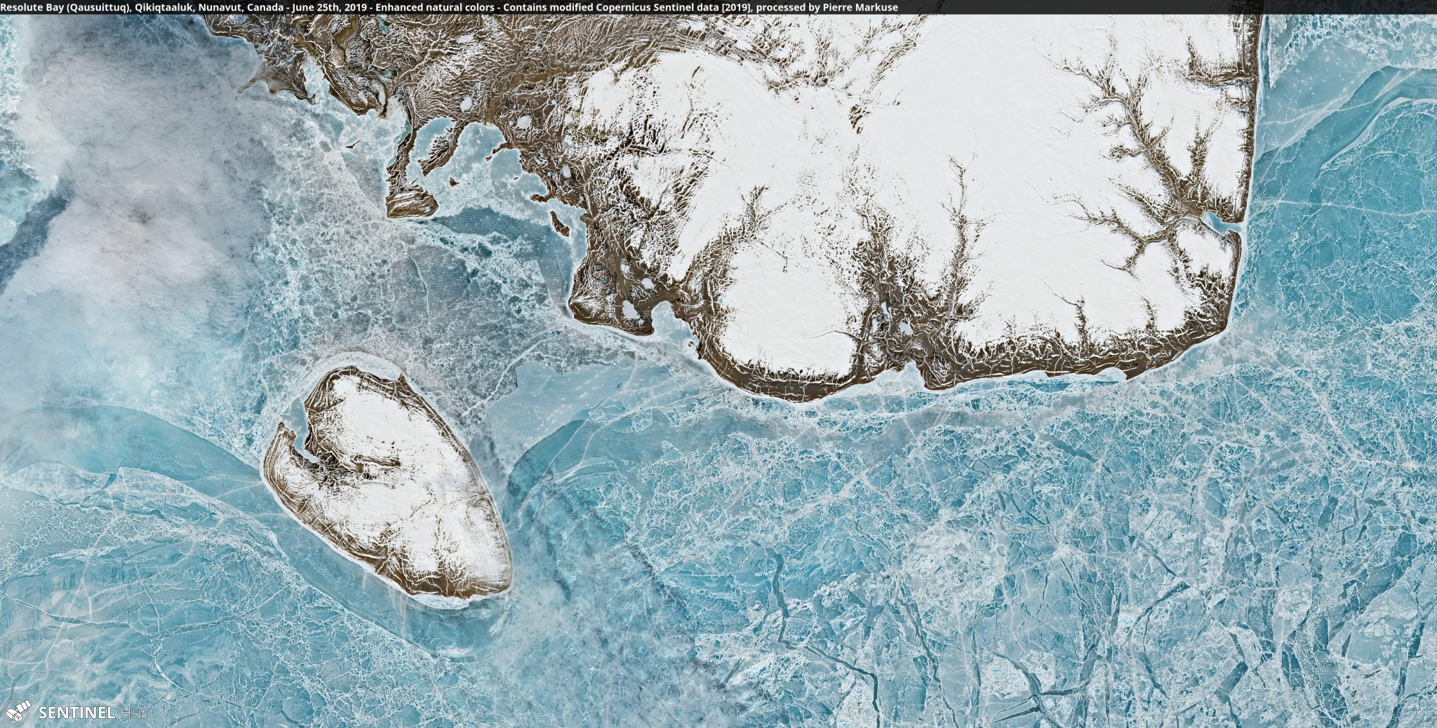 desc:Resolute Bay (Qausuittuq), Qikiqtaaluk, Nunavut, Canada Copernicus/Pierre Markuse
