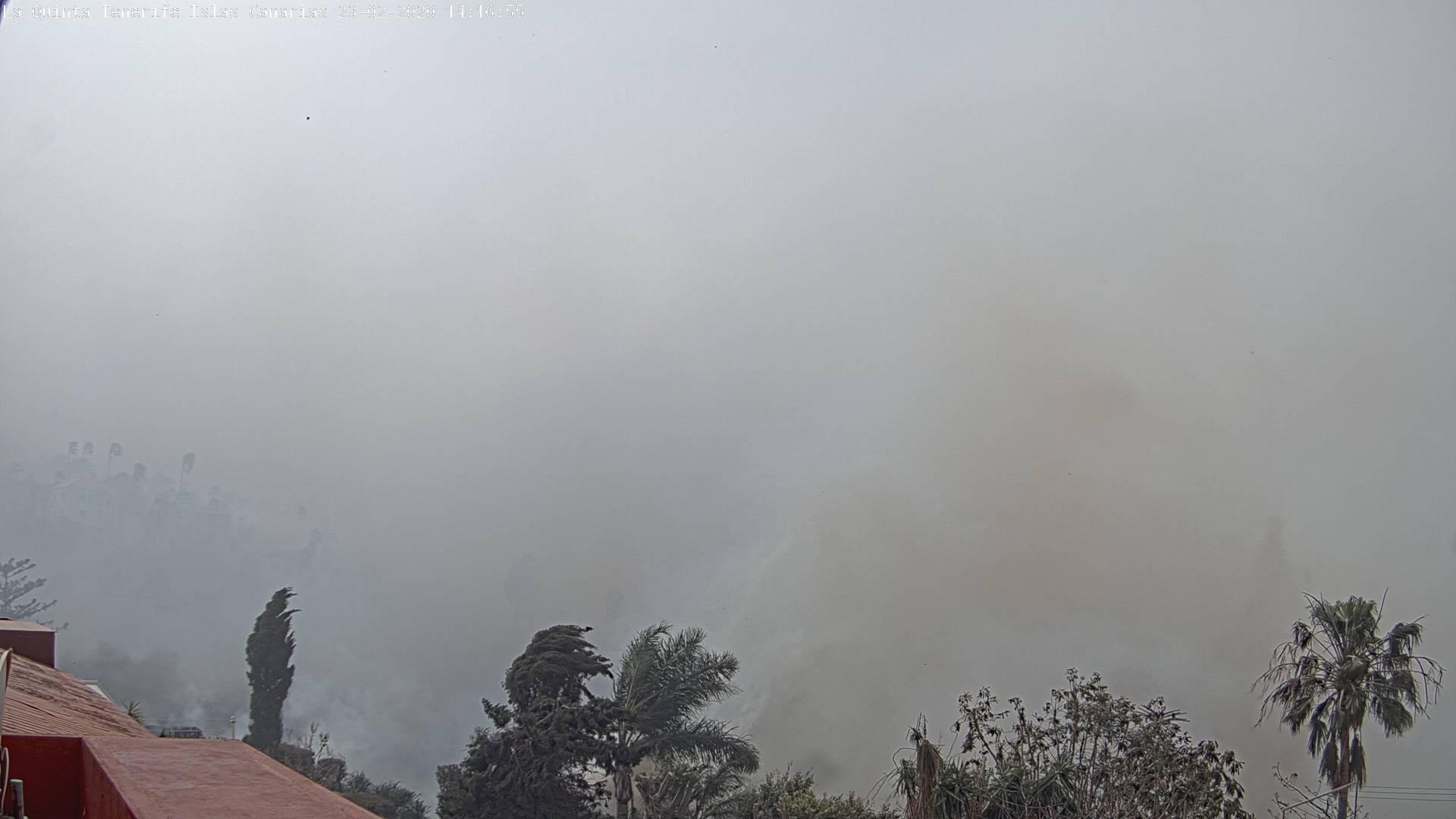 photo:Windy Webcams;desc:La Quinta, Santa Úrsula, Tenerife