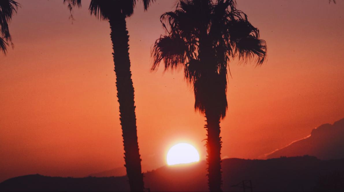 Photo: Giuliphoto Visuals; desc: Sunrise in Palermo; licence: cc