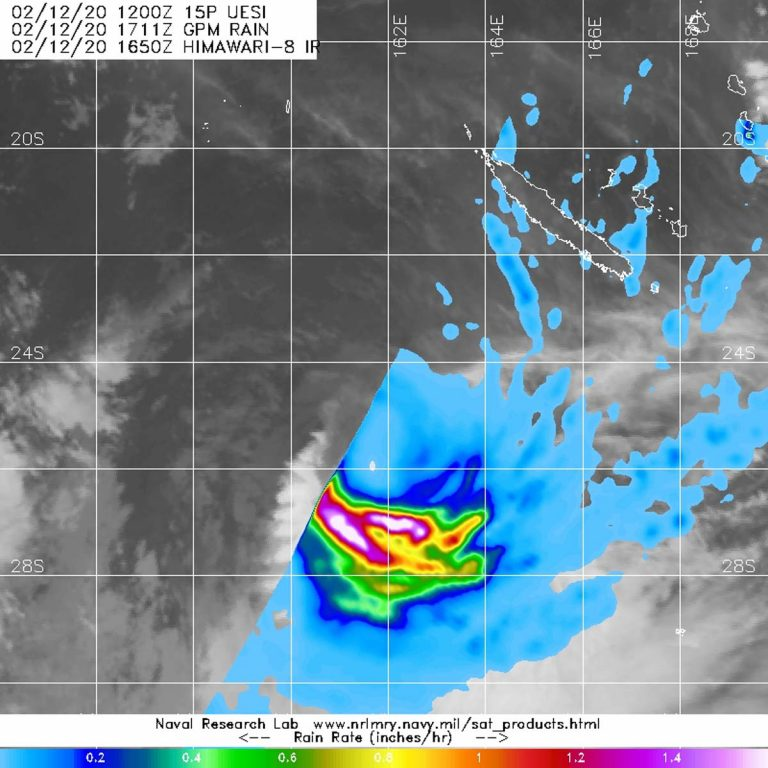 photo:NASA/NRL/JAXA;desc:GPM image of Uesi