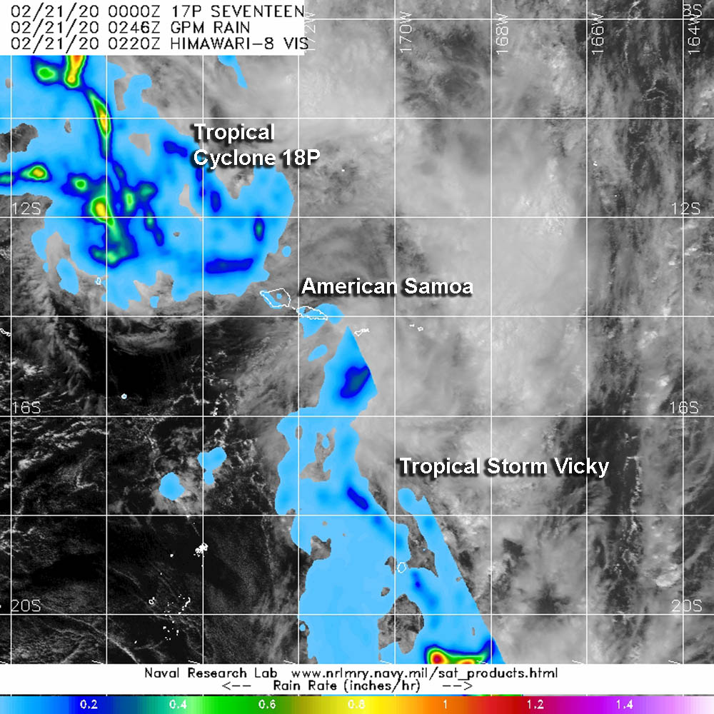 photo:NASA/NRL;desc:GPM image of Vicky