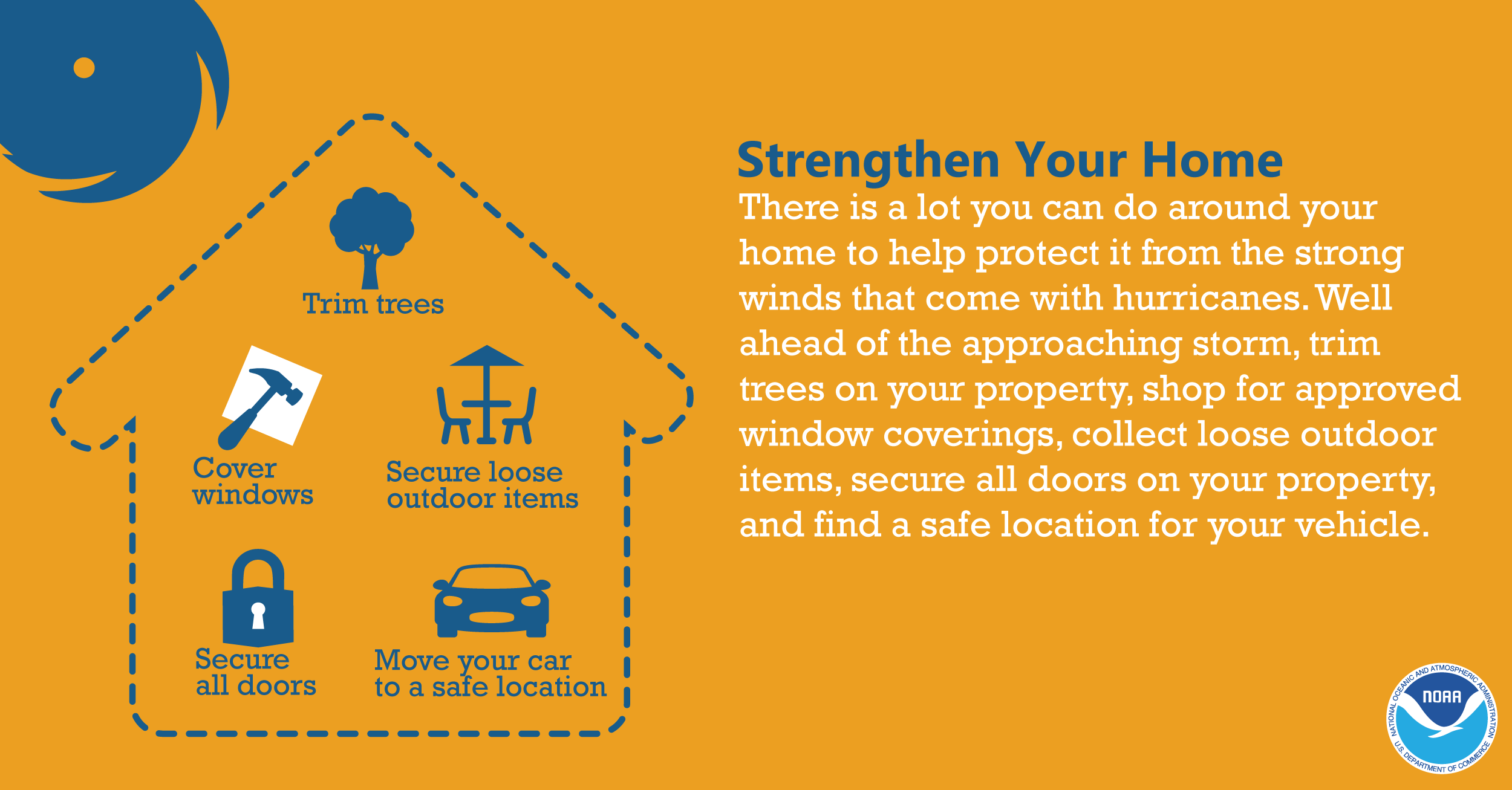 Photo: NOAA;link: https://www.weather.gov/wrn/hurricane_infographics;desc: How to prepare your home before hurricane comes.;