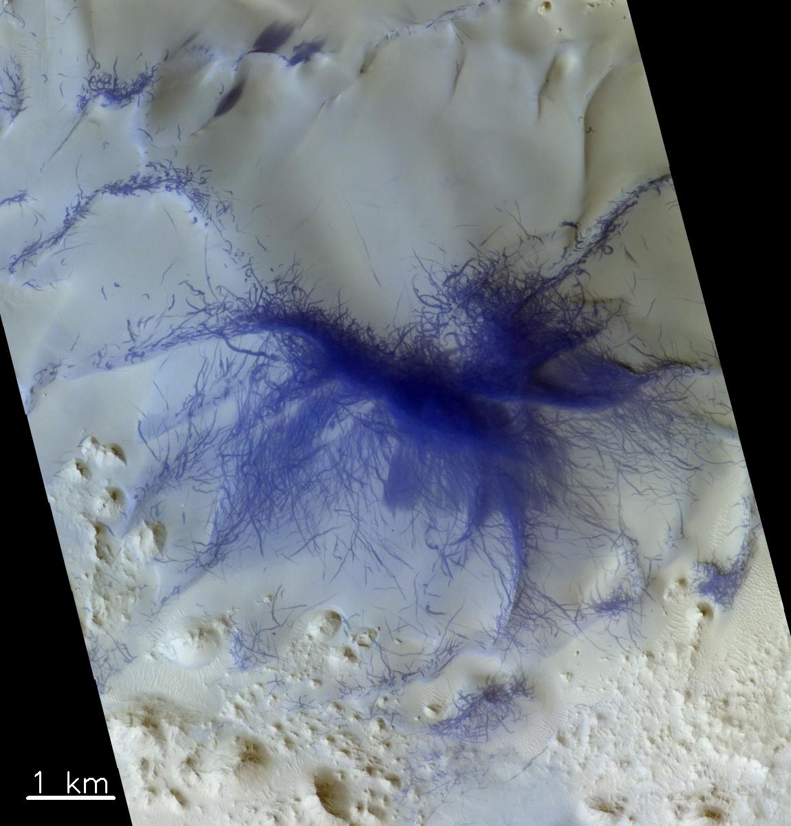 photo:ESA/Roscosmos/CaSSIS;licence:cc