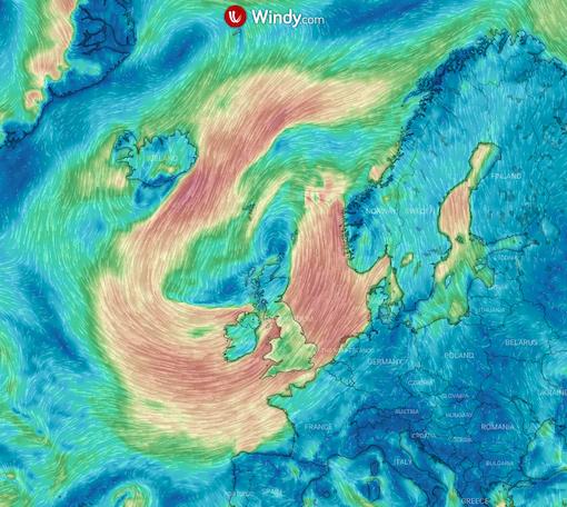 photo: Windy.com