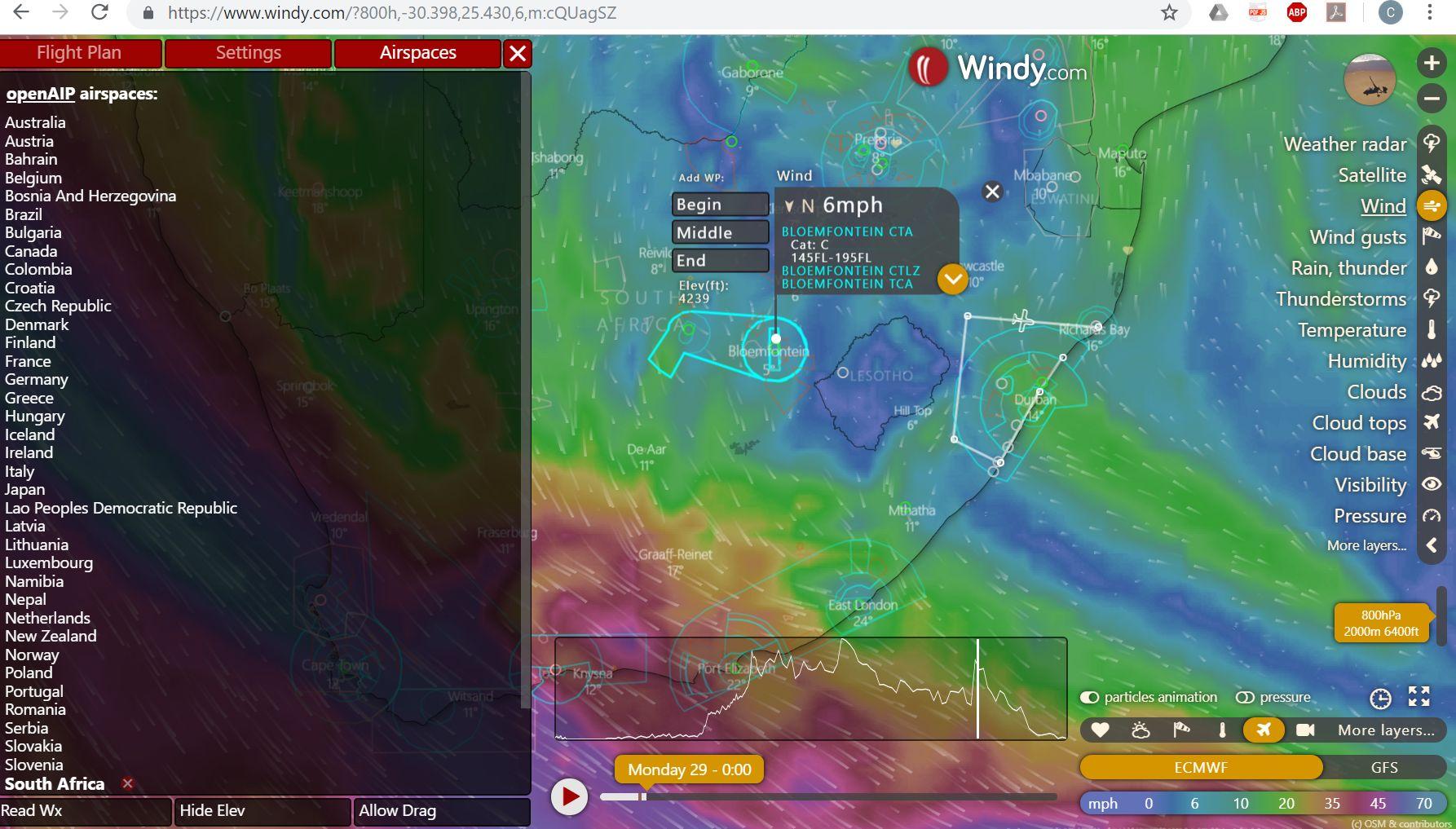 Flight Planner screenshot