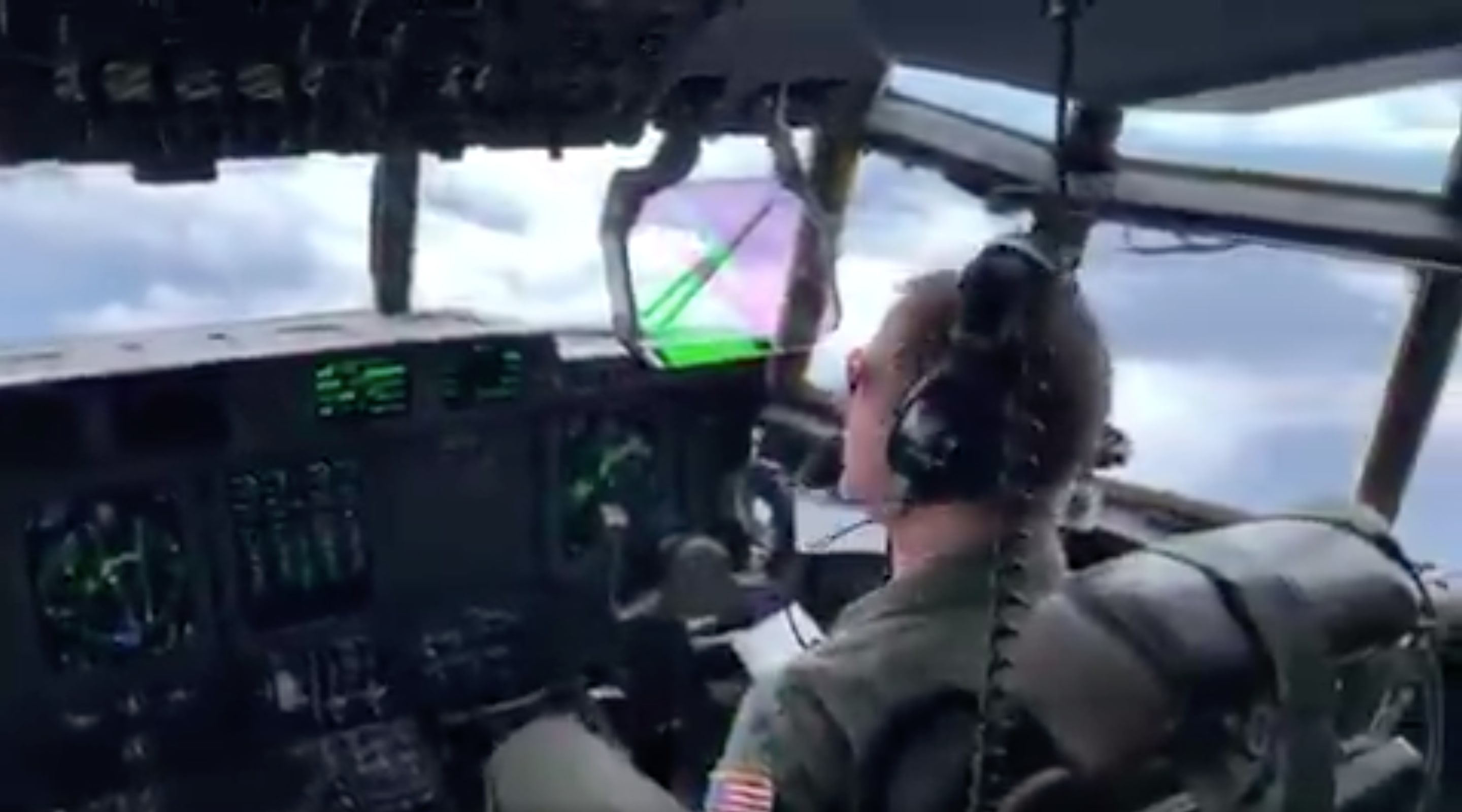photo:Hurricane Hunters;