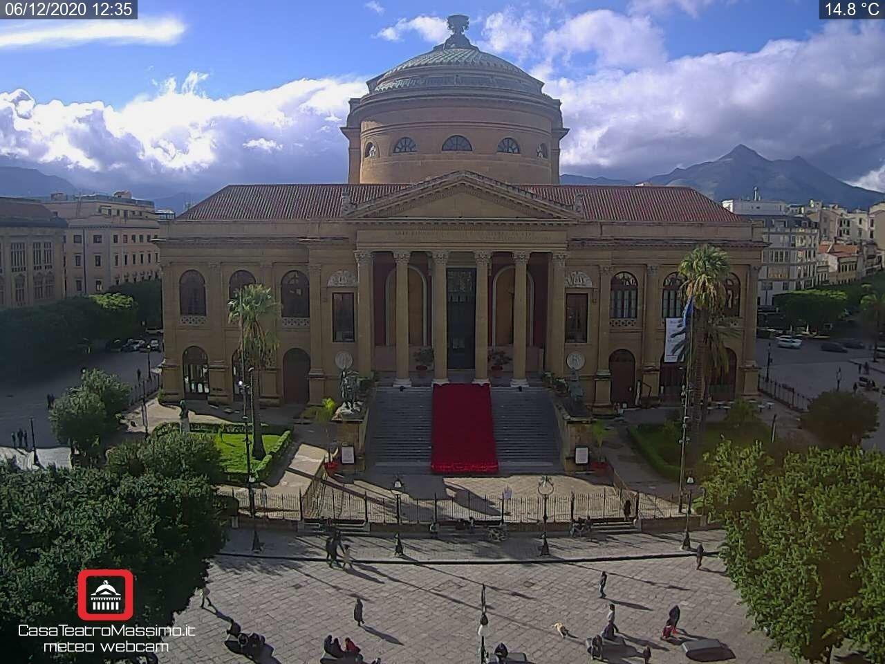 Photo By: Casa Teatro Massimo; desc: Palermo; licence cc
