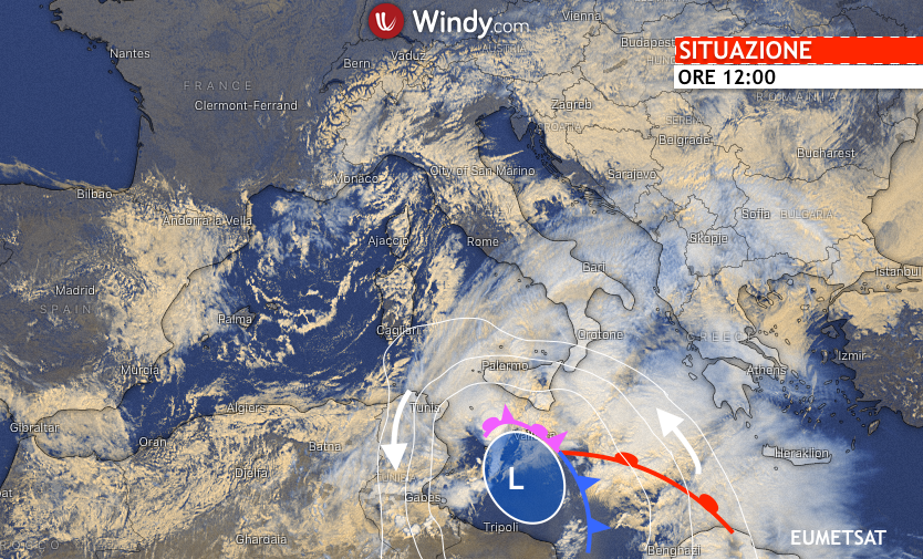 Photo: by Windy.com; desc: SITUAZIONE SAT ITALY 25MAR 11-54.png; licence: cc