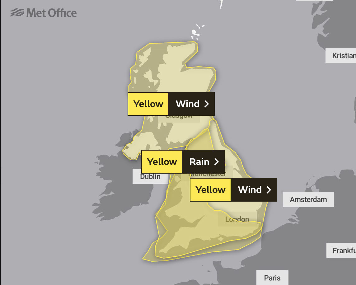 photo:Met Office;desc:Sunday Warnings;