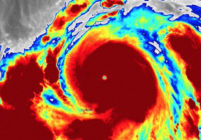 photo:Windy.com;Typhoon Hagibis over Western Pacific;licence:cc;