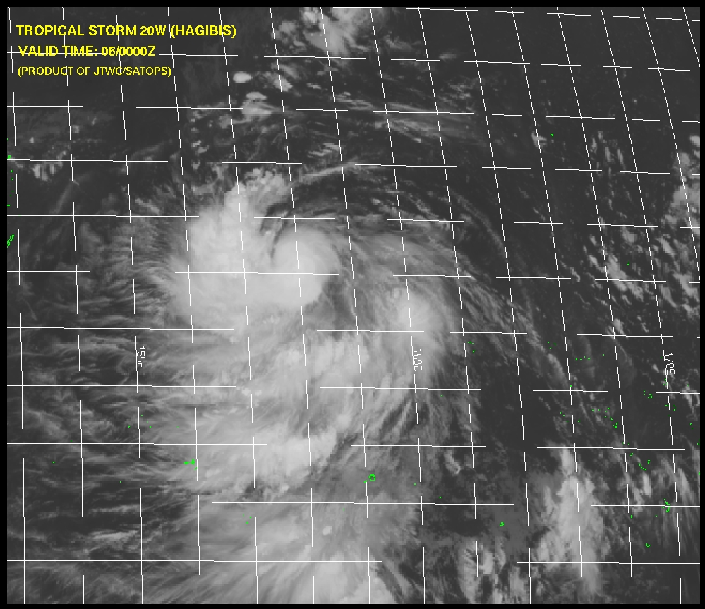 photo: JTWC/SATOPS;desc: Tropical Storm Hagibis at 12 a.m. UTC;