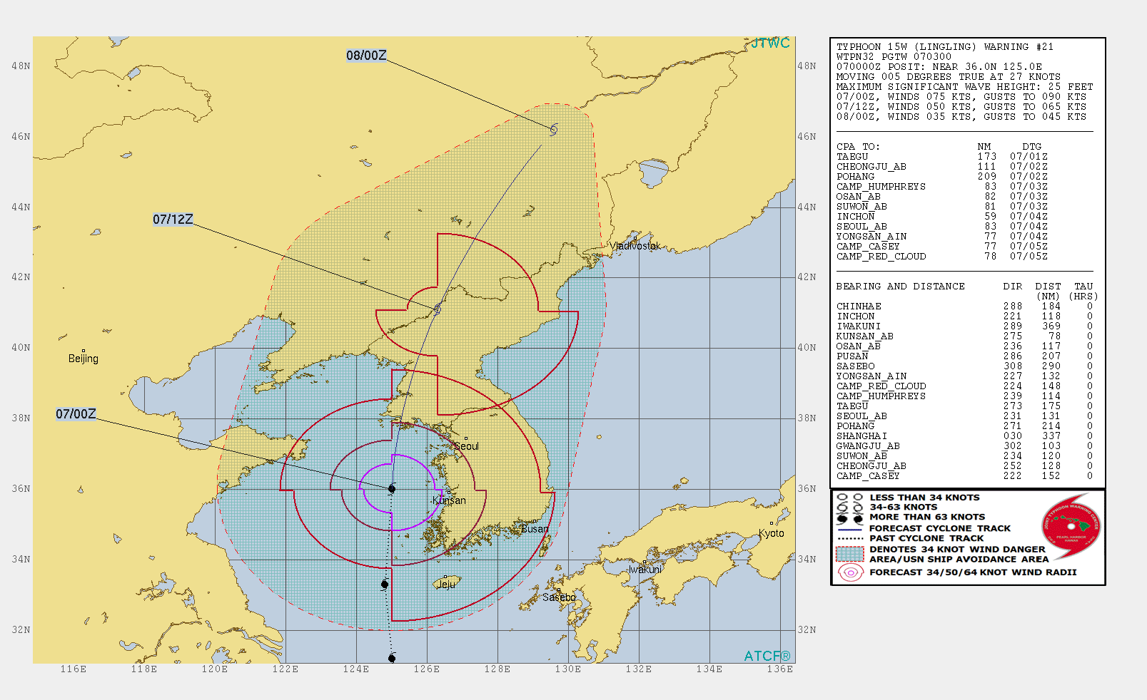 photo:JTWC;desc:Typhoon Lingling Warning 21;