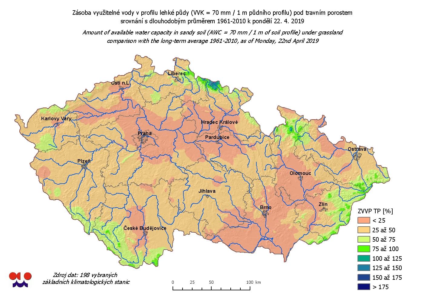photo: CHMU;desc: Zasoba vyuzitelne vody v profilu lehke pudy 2019;link: http://portal.chmi.cz/files/portal/docs/meteo/ok/SUCHO/zvvp_lp_srov.html;