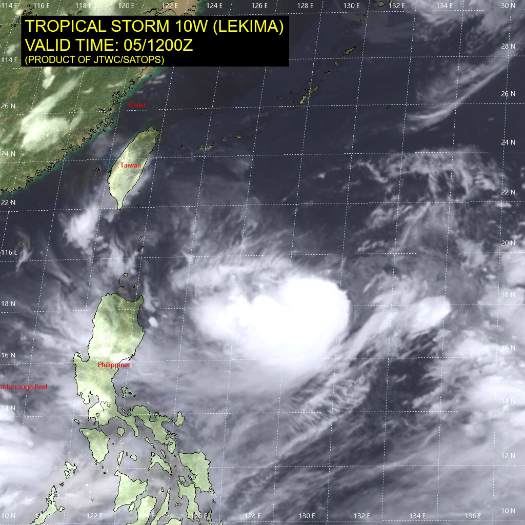 photo:JTWC/SATOPS;desc:Tropical Storm Lekima